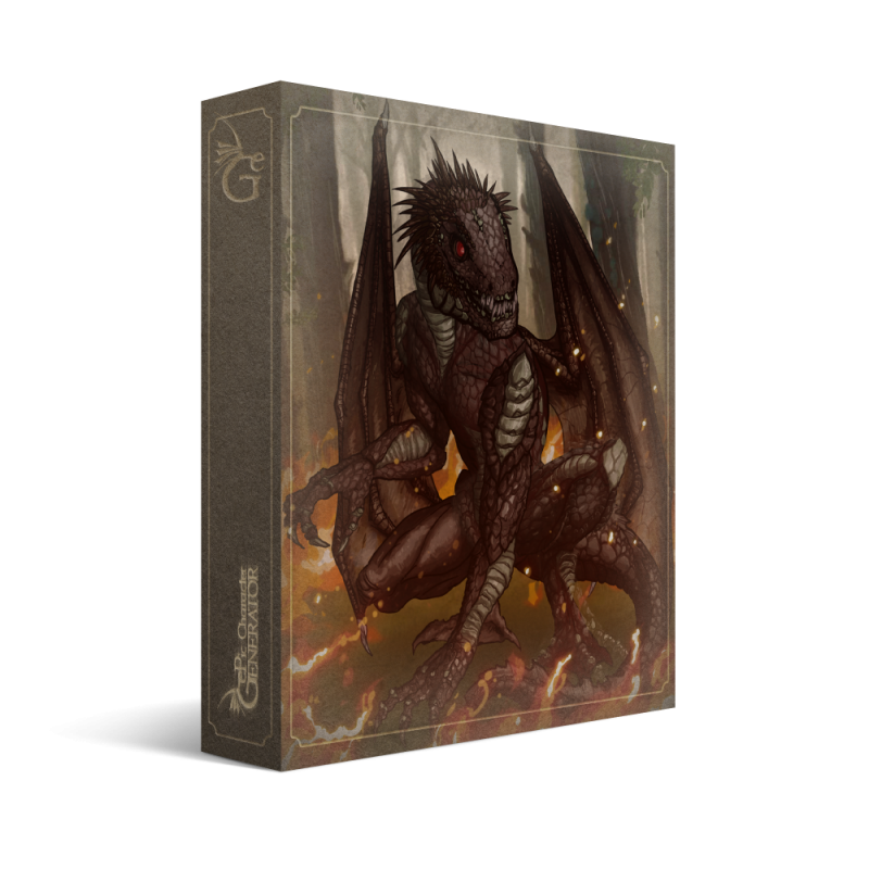 ePic Character Generator Season 3 Comic Monster Box