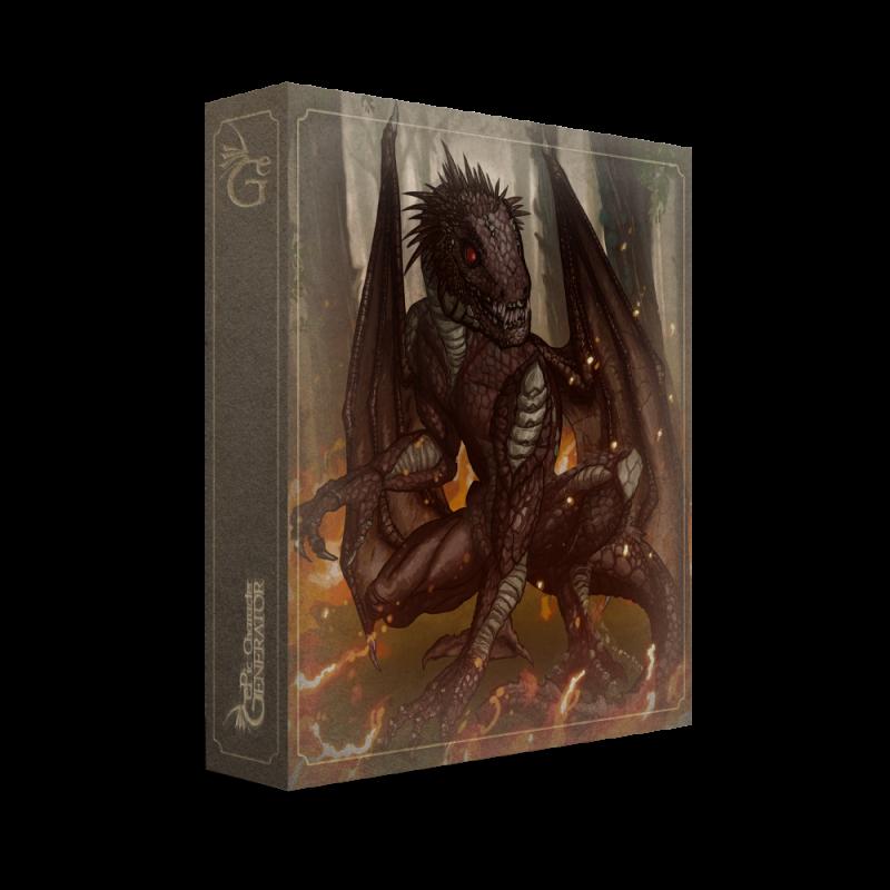 ePic Character Generator Season 3 Comic Monster Box