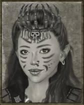 ePic Character Generator Season 3 Female Portrait Icon