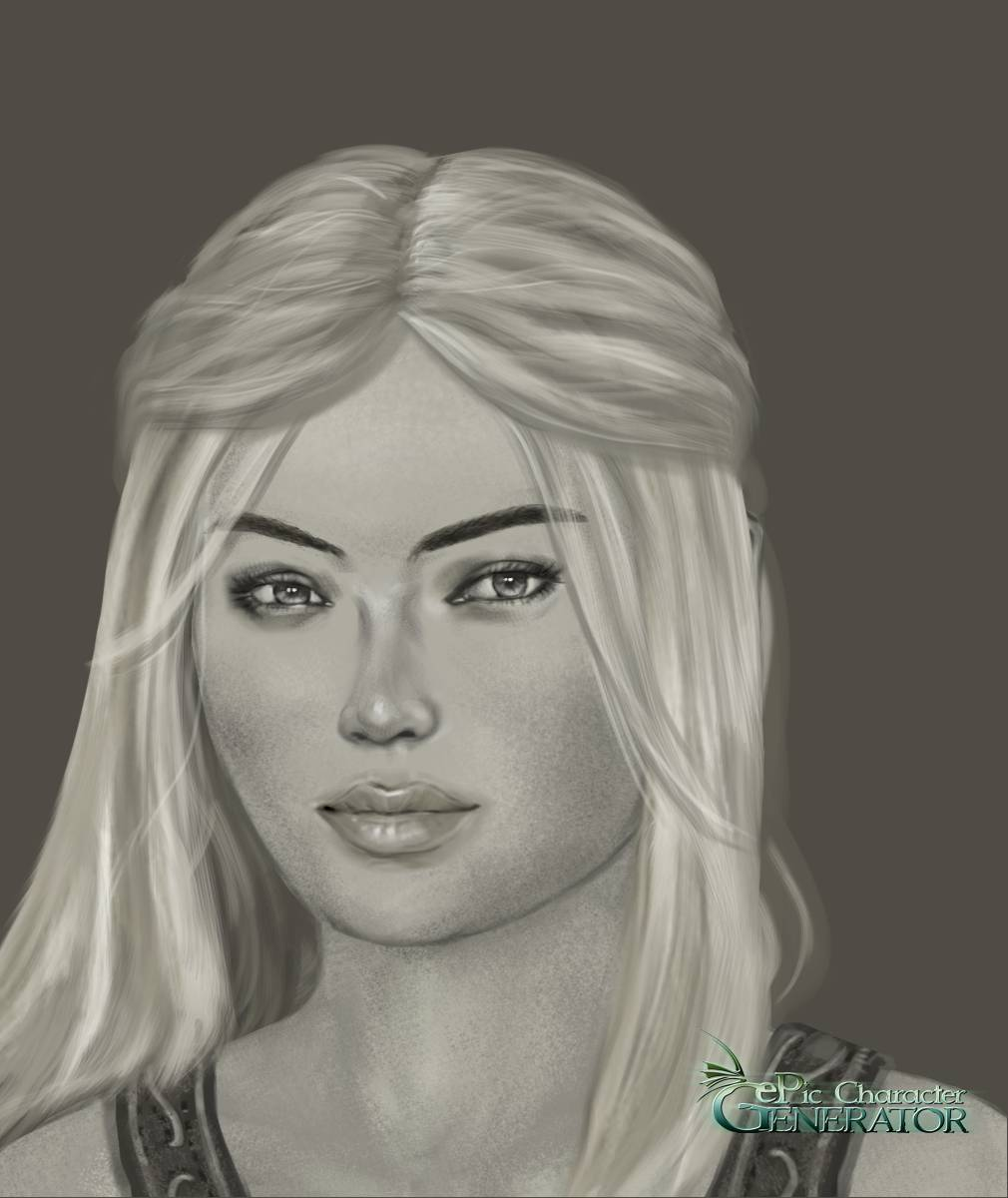 ePic Character Generator Season 3 Female Portrait Screenshot 03