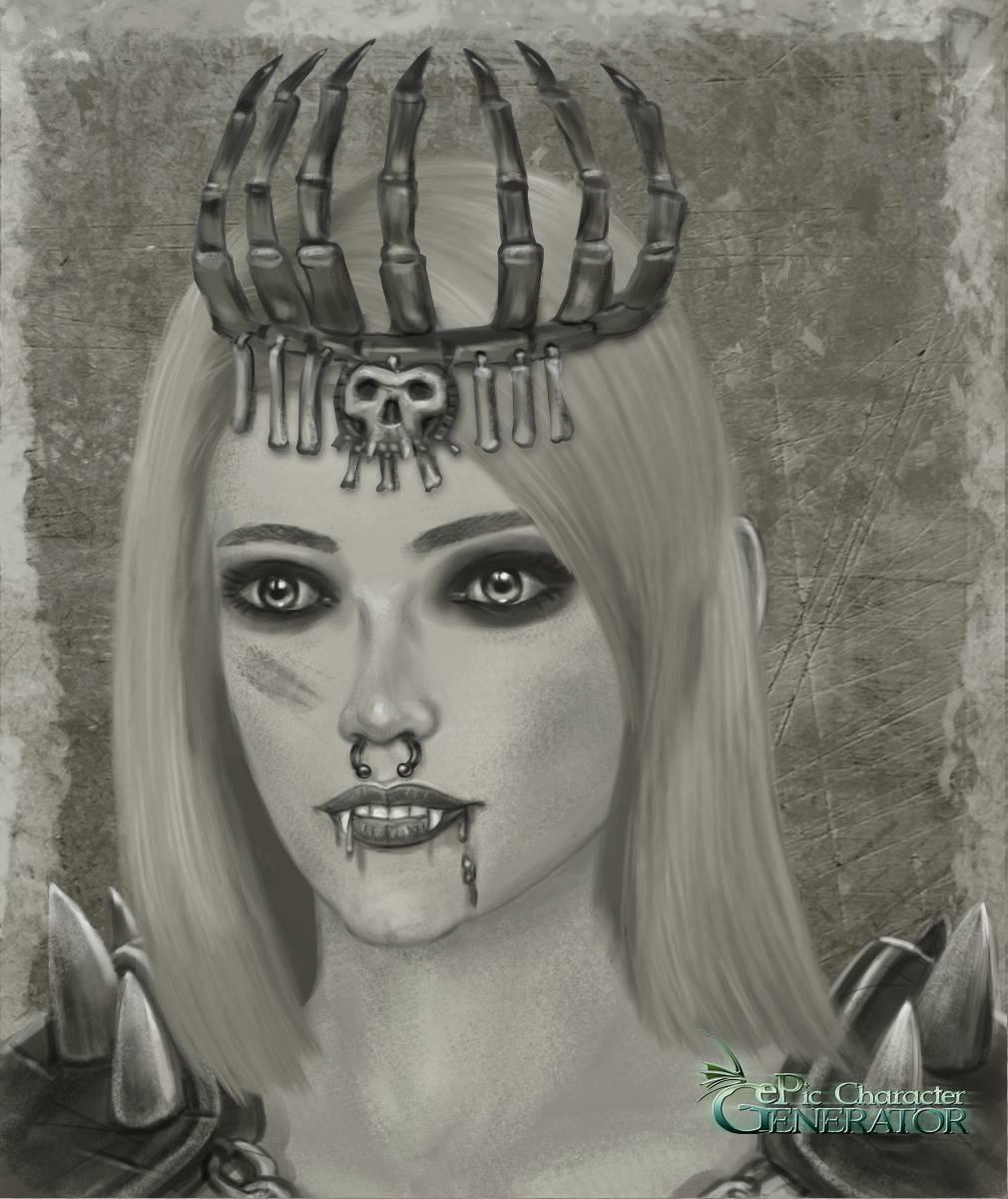 ePic Character Generator Season 3 Female Portrait Screenshot 04
