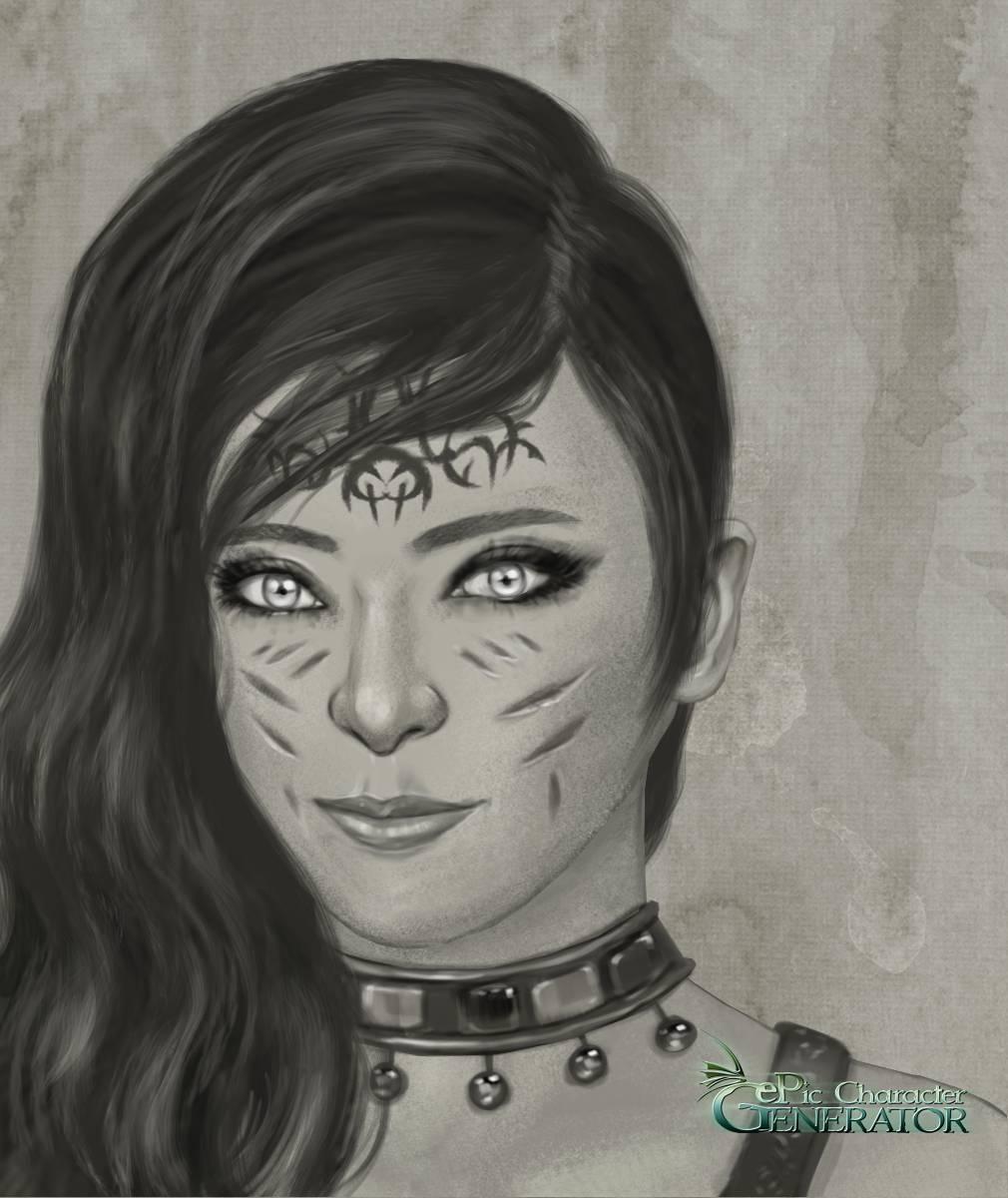 ePic Character Generator Season 3 Female Portrait Screenshot 05