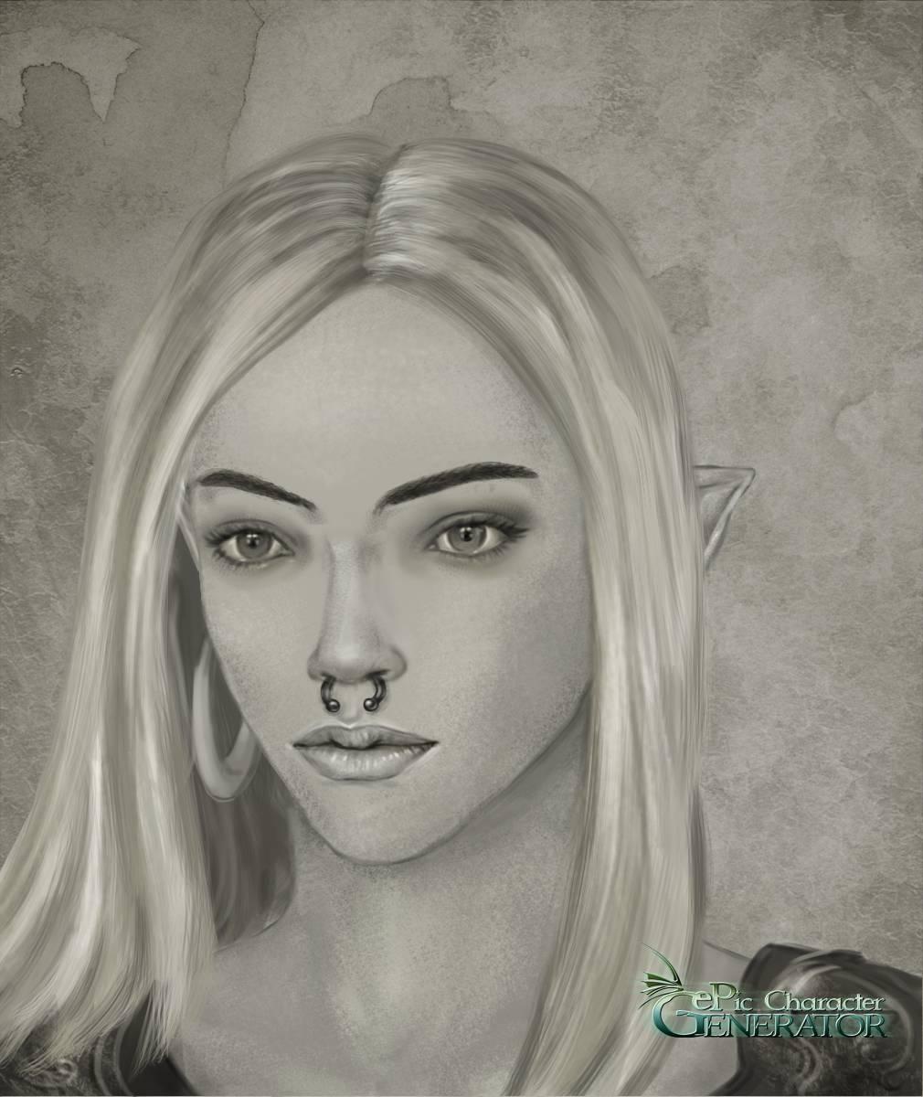 ePic Character Generator Season 3 Female Portrait Screenshot 06