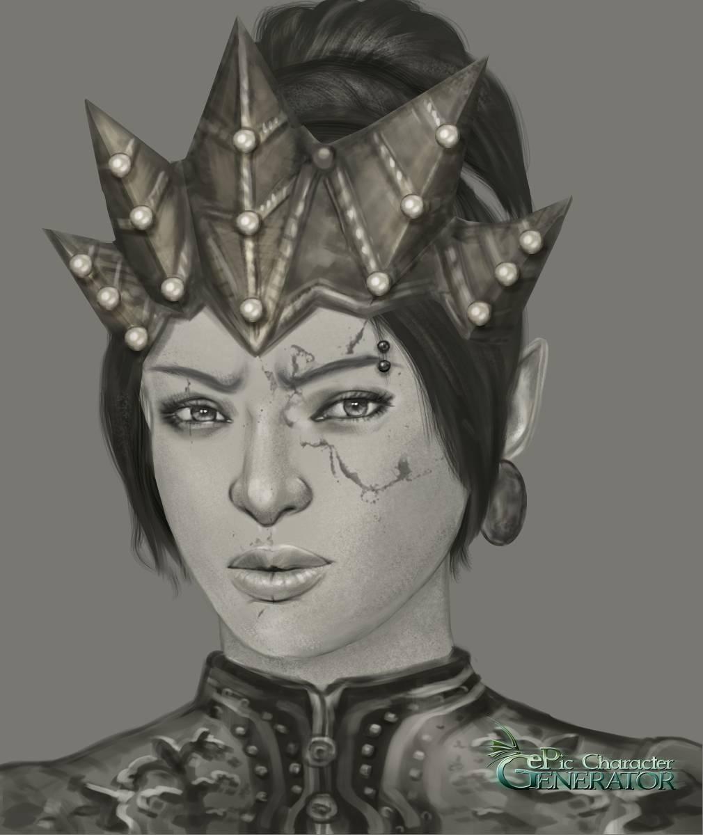 ePic Character Generator Season 3 Female Portrait Screenshot 07