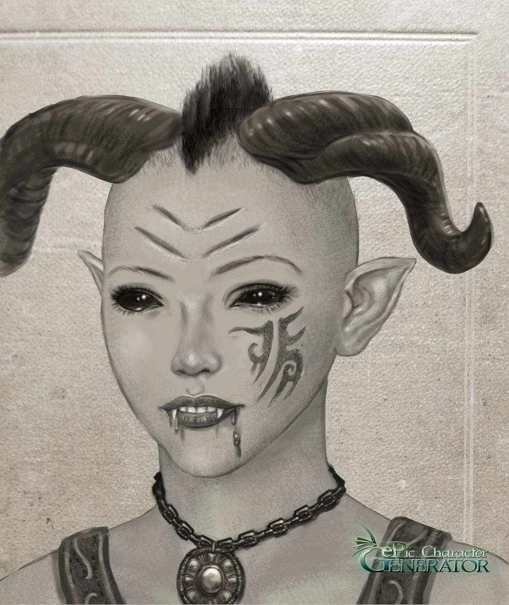 ePic Character Generator Season 3 Female Portrait Screenshot 08