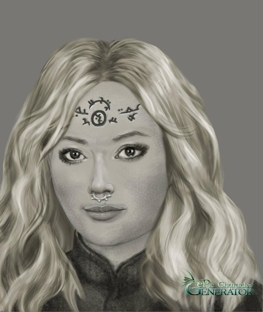 ePic Character Generator Season 3 Female Portrait Screenshot 09