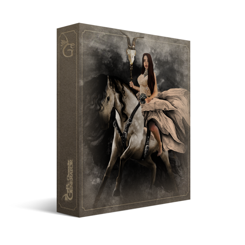ePic Character Generator Season 3 Female Rider Box
