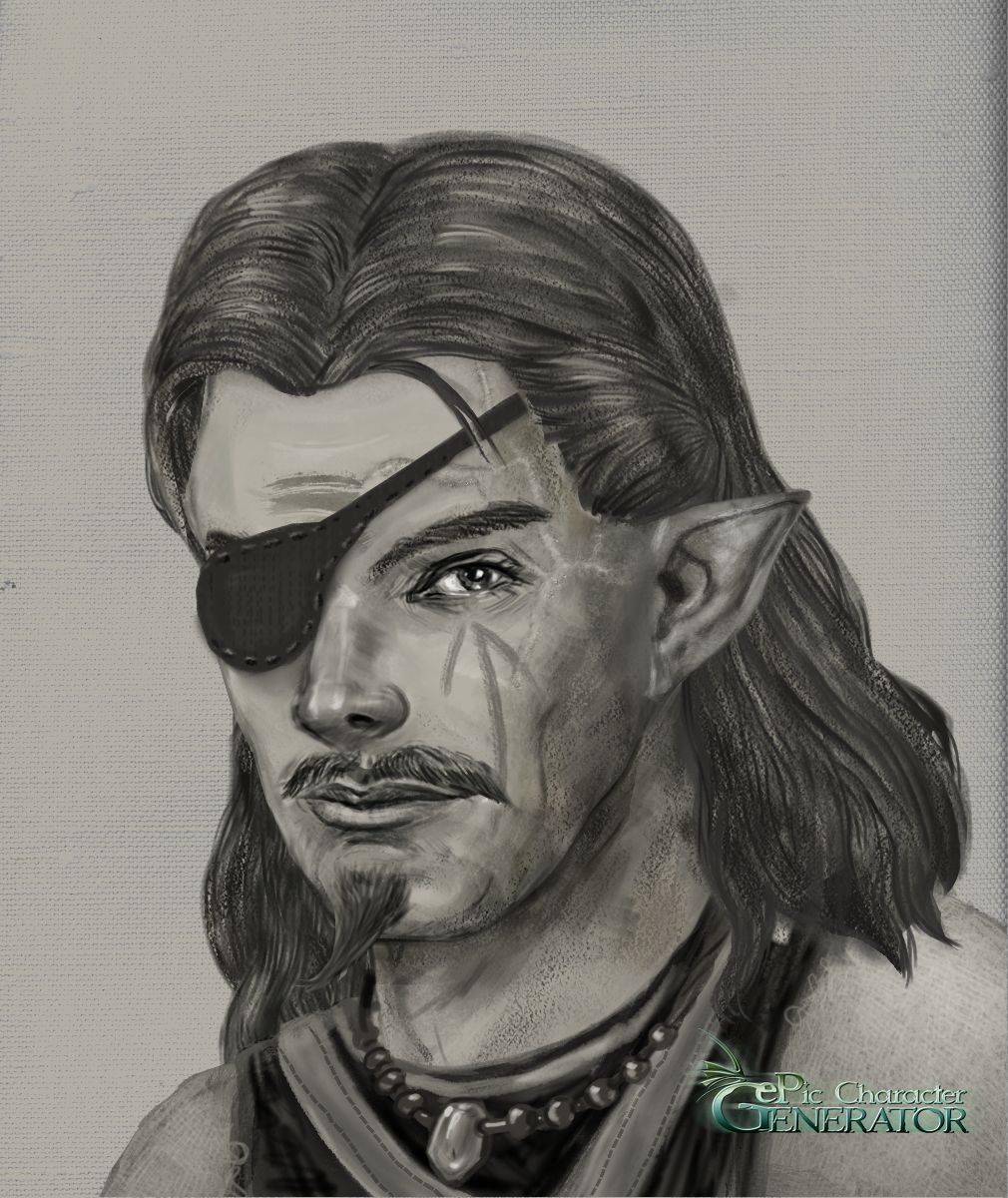 ePic Character Generator Season 3 Male Portrait Screenshot 01