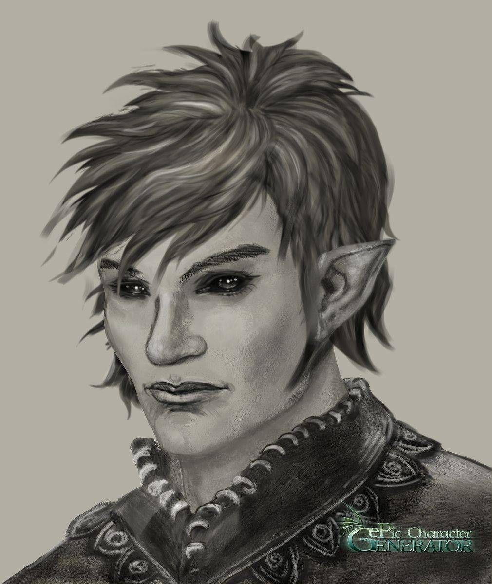 ePic Character Generator Season 3 Male Portrait Screenshot 10