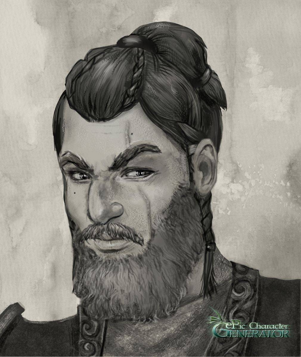 ePic Character Generator Season 3 Male Portrait Screenshot 11