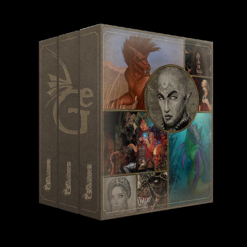 ePic Character Generator Season 3 Pro Bundle Box
