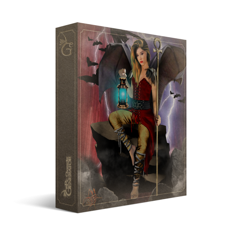 ePic Character Generator Season 3 Throne Lady 2 Box