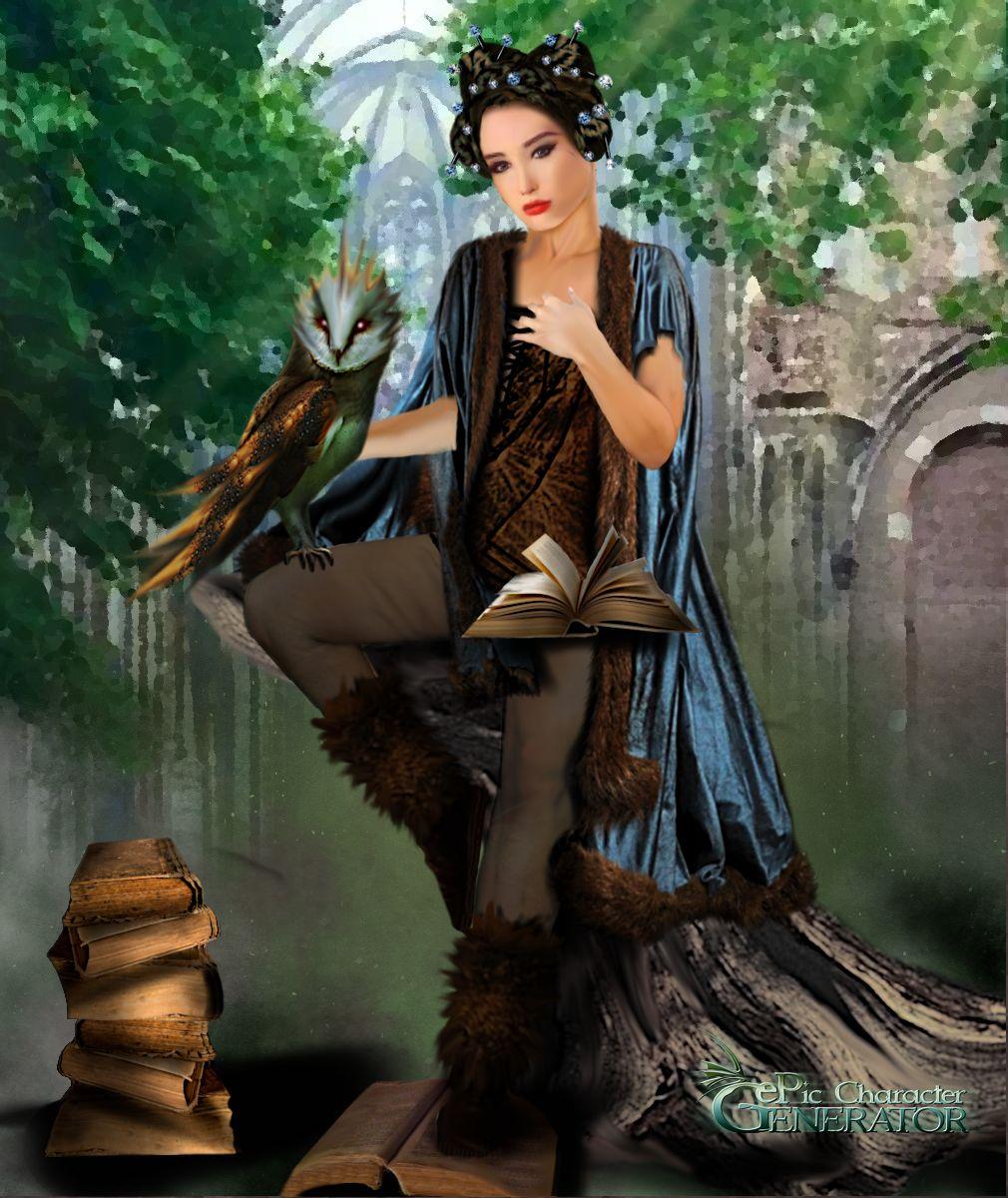 ePic Character Generator Season 3 Throne Lady 2 Screenshot 3