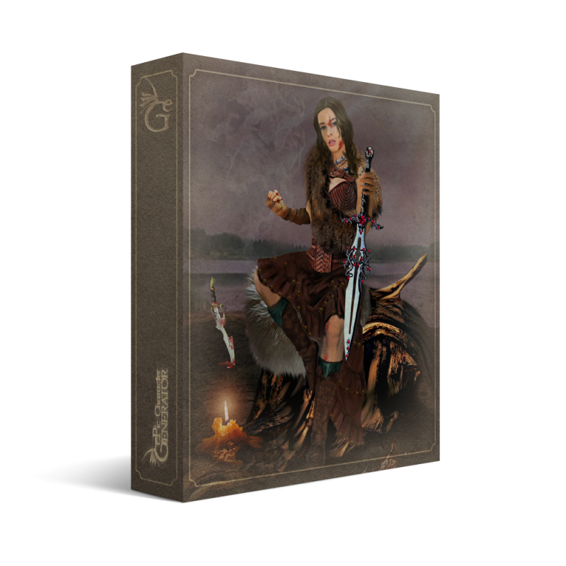 ePic Character Generator Season 3 Throne Lady Box