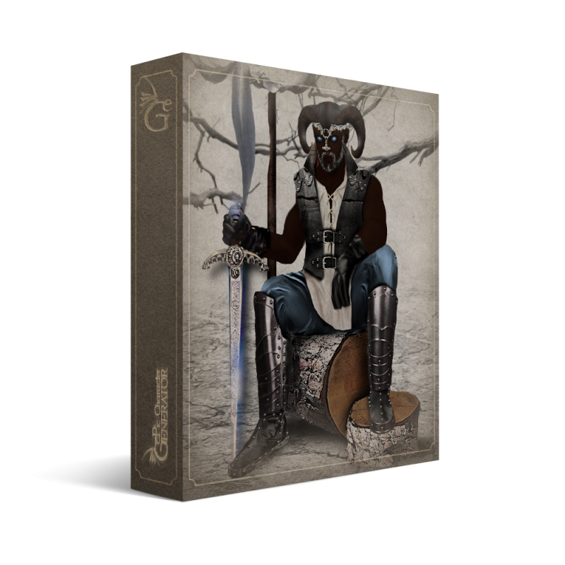 ePic Character Generator Season 3 Throne Savage Box