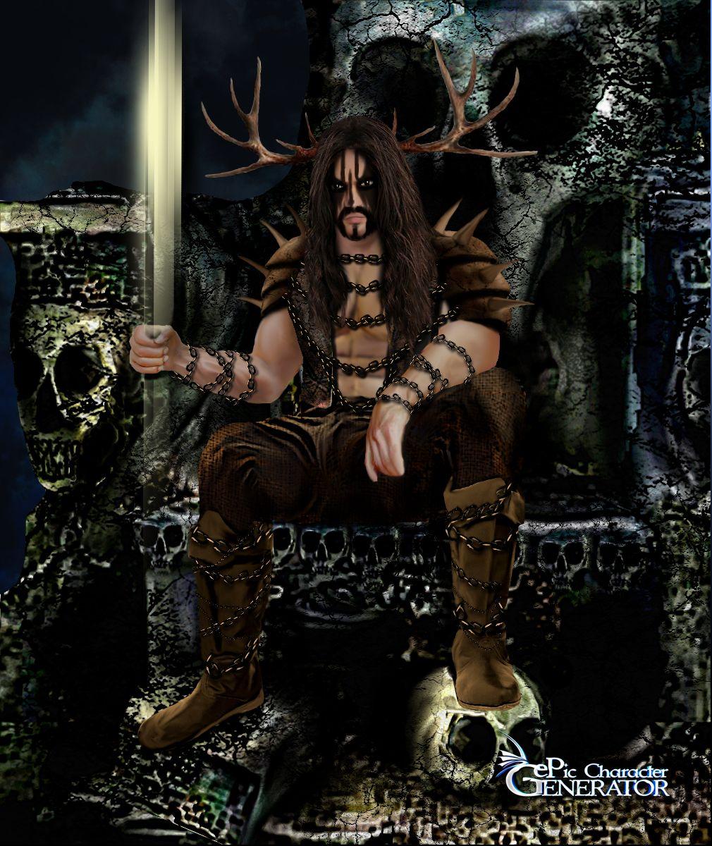 ePic Character Generator Season 3 Throne Savage Screenshot 1